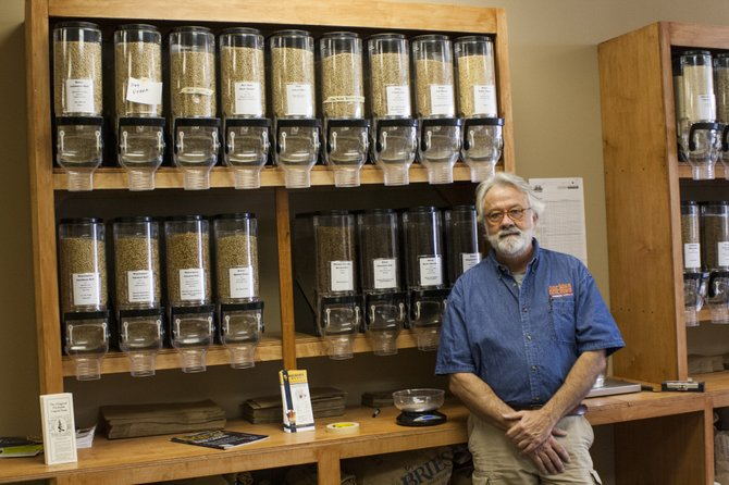 Mac Rusling turned his 40-year hobby of brewing beer from home into a career when he opened Brewhaha Homebrew Supply Company in December.