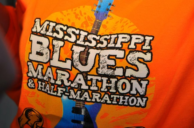 This weekend, thousands of marathoners will descend on Jackson with blues in their head, heart and step for the Mississippi Blues Marathon.