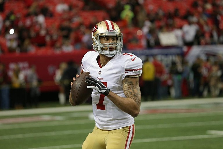 The San Franciso 49ers face the Baltimore Ravens in Super Bowl XLVII in New Orleans Feb 3.