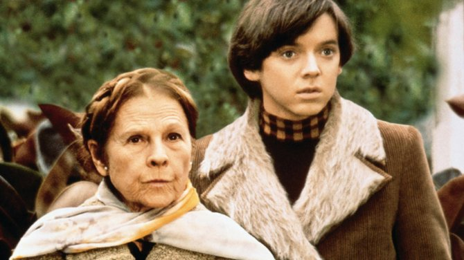 """""""Harold and Maude"""" depicts the ultimate May-December romance."""