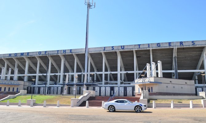Jackson State University will soon officially unveil plans for a new stadium. The university recently made a presentation to policymakers about a new multi-purpose athletic facility.