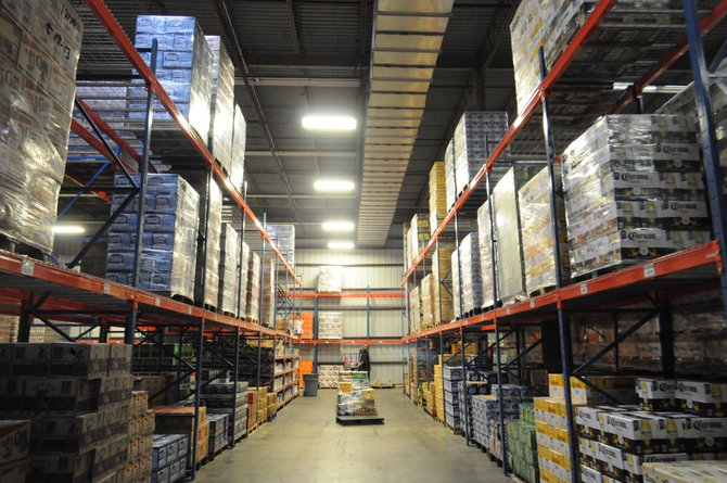 Jackson-based Capital City Beverages is one of the state's largest wholesalers, servicing about 1,100 accounts in the Jackson metro.  Across the state, beer wholesalers had sales of $289.7 million and paid $34.7 million in taxes in the 2012 fiscal year.