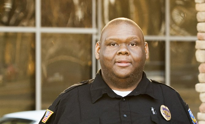 Security guard Charles Alexander is making a third run for the Ward 5 Jackson City Council seat.