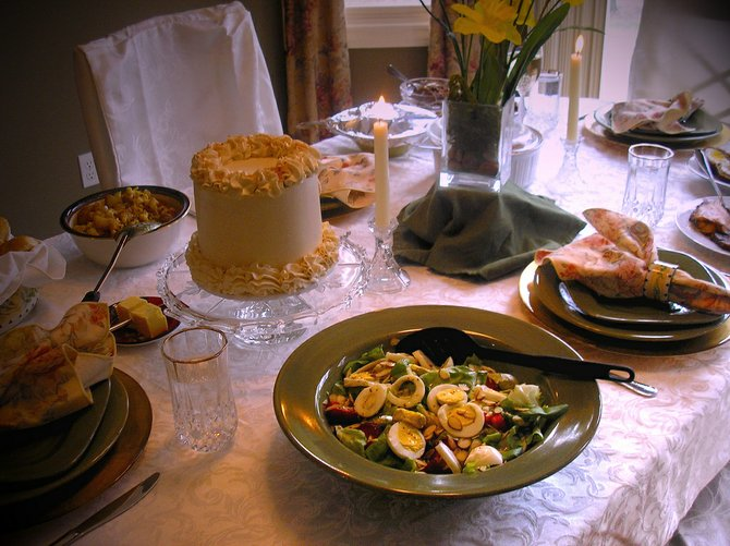 Several local restaurants are offering Easter Sunday specials.