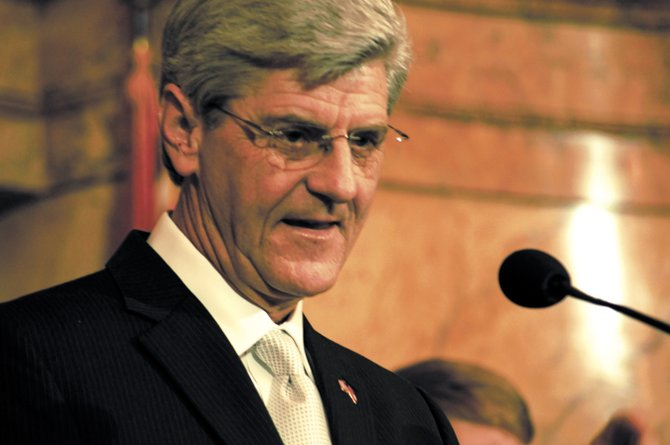 Gov. Phil Bryant is apparently the force behind a couple of bills helping women in Mississippi.