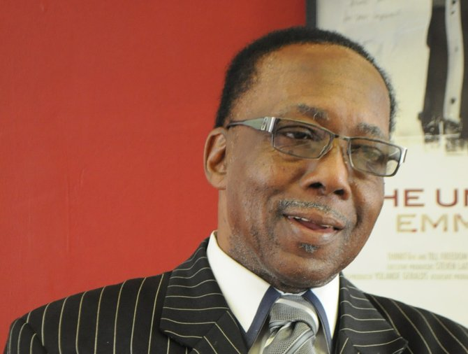 Rev. Barron Banks brings a lifetime of experience to the table as he runs for the city council seat for Ward 4.