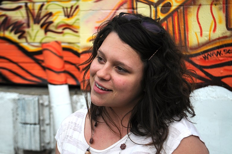 San Antonio native Whitney Grant moved to Midtown in 2012 and became Midtown Partners' first creative economies coordinator.