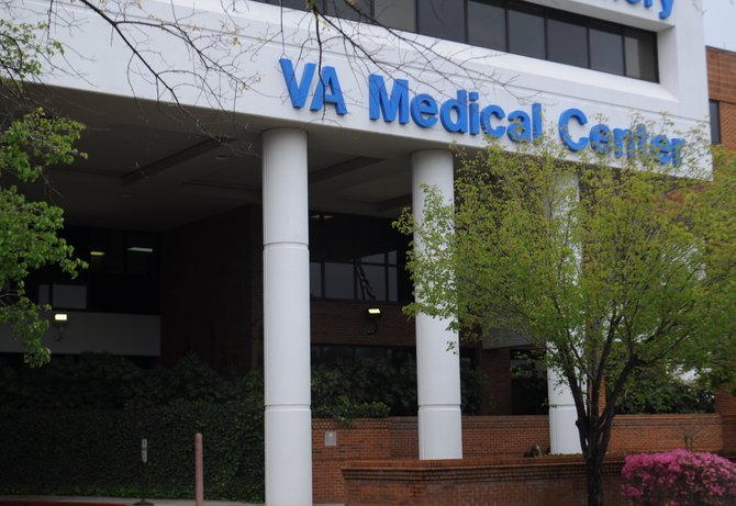 More problems at the G.V. (Sonny) Montgomery VA Medical Center in Jackson came to light at a town hall-style meeting Wednesday.