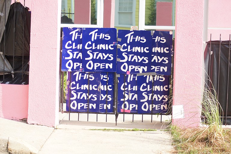 As Mississippi's sole remaining abortion provider, JWHO is widely regarded as a trophy in the ongoing battle over abortion in the South.