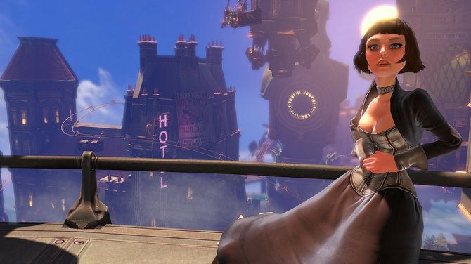 """""""Bioshock Infinite"""" is a welcome, but flawed, addition to the Bioshock series."""