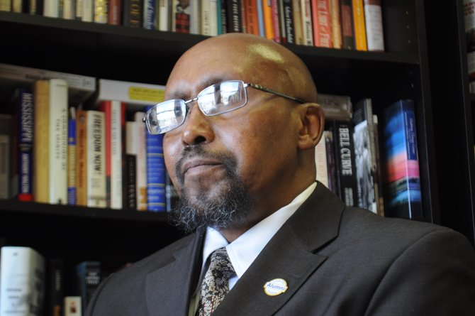 Mayoral candidate John Jones believes he can set a faster pace for Jackson than the current administration.