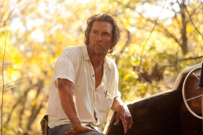 """Matthew McConaughey gives an Oscar-worthy performance in """"Mud."""""""