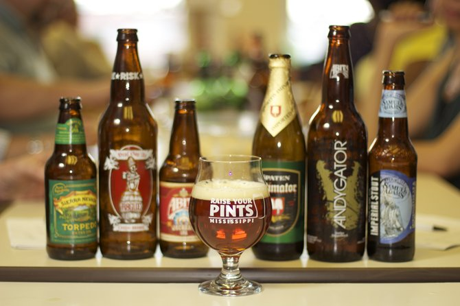 Celebrate craft beer this week with events across Mississippi.