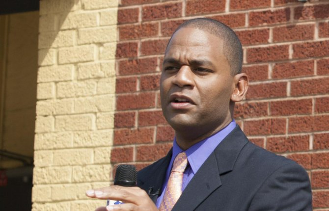 De'Keither Stamps is in a runoff for the Ward 4 Jackson City Council seat.