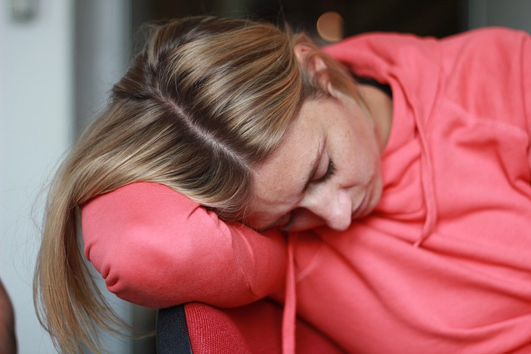 Extreme tiredness is one of the most frustrating symptoms of lupus.