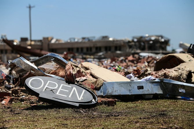 The devastating tornado that ripped apart Moore, Okla., on Monday now joins the ranks of America's strongest twisters on record, coming almost exactly two years after a similarly extreme and deadly tornado struck Joplin, Mo.