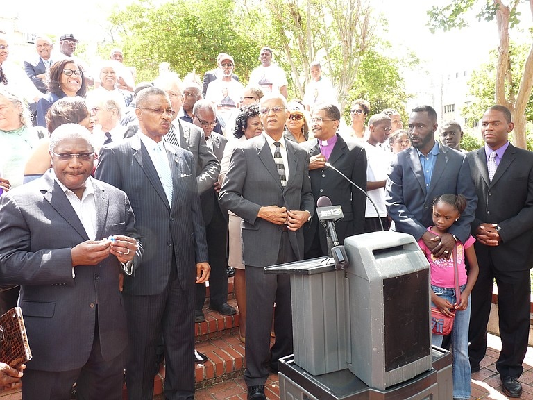 Lumumba urges every Jacksonian to get out and vote.