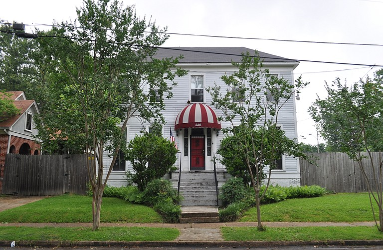 One of the rights people with HIV/AIDS are often denied is housing. Grace House operates a transitional living facility for 19 people and has a waiting list of 35. The organization, located in midtown Jackson, also has seven permanent residents.