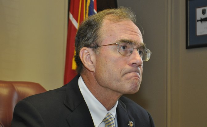 Mississippi Secretary of State Delbert Hosemann expects the state's voter-ID law top be in effect by the 2014 midterm elections.