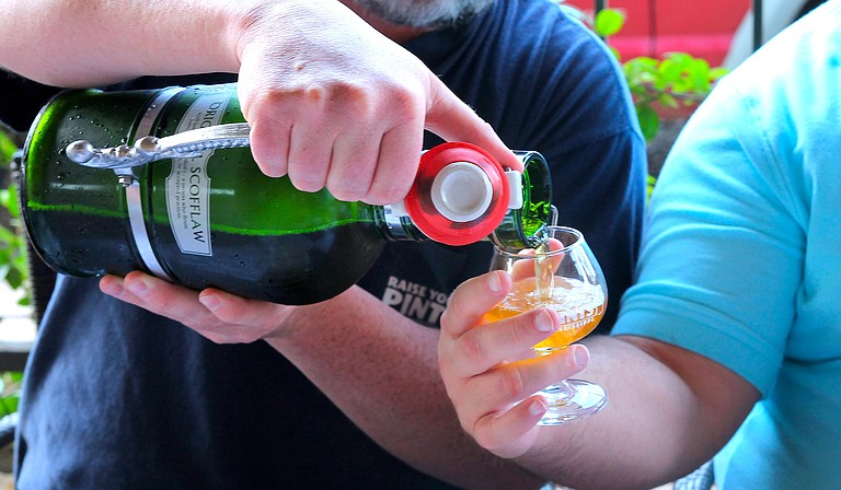 Top of the Hops Beer Fest is meant to appeal to beer aficionados as well as newcomers to the craft-beer scene.