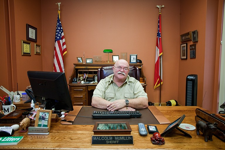 Malcolm McMillin, formerly a Hinds County sheriff, is stepping down from his post as head of the state parole board.