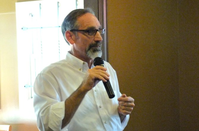 Mississippi has a rich history, and we need to be the ones telling it. That's the message Mississippi Tourism Director Malcolm White delivered to the crowd Friday morning at Koinonia Coffee House.