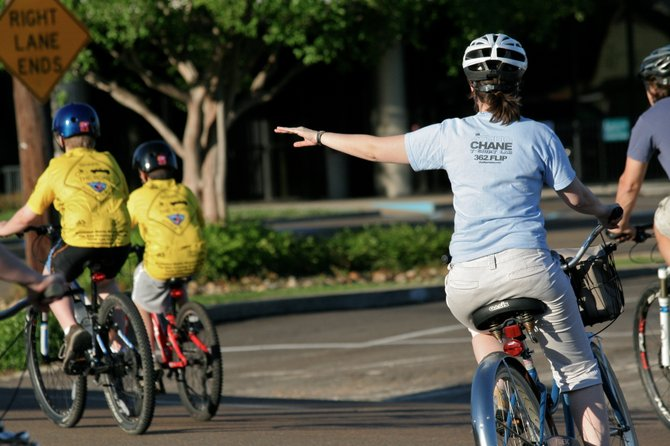 Jackson has many opportunities for people to join its growing biking community.