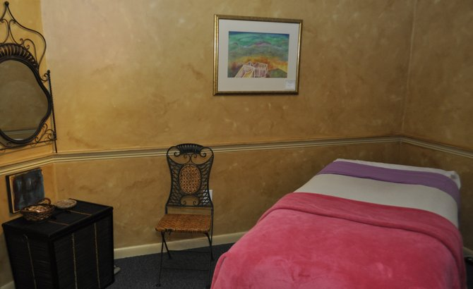 SpaBeca offers multiple types of massage, including lesser-known forms such as Indian head massage, Reiki and myofascial release.