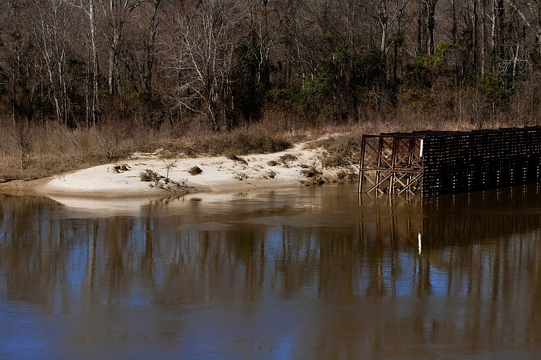 Fifty years ago, completion of the Ross Barnett Reservoir changed the ecology of the Pearl River. Conservationists fear that a flood-control plan now underway would alter it again.