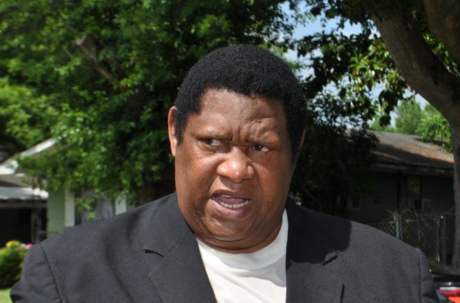 Hinds County District 5 Supervisor Kenneth Stokes wants to ensure that the purported economic benefits from the proposed One Lake plan are evenly distributed between counties.
