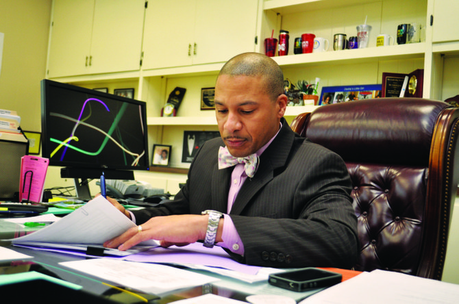 Jackson Public Schools Superintendent Cedrick Gray is supportive of an ordinance that would levy penalties against parents of truant students.
