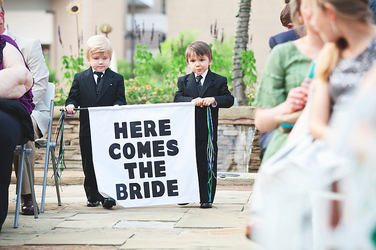 Incorporating kids into a wedding day can be a touching gesture, but it isn't for everyone.