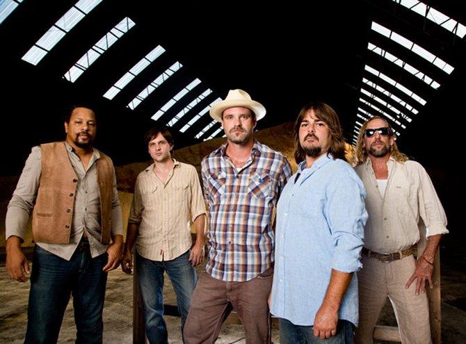 "New Orleans-based roots-rock band Honey Island Swamp Band calls its music ""Bayou Americana."""