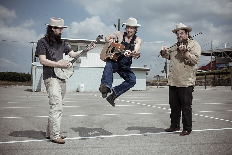 The Howlin' Brothers perform Oct. 26 at Hal & Mal's in support of their latest album.