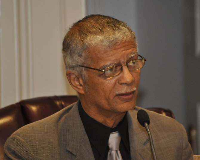 Chokwe Lumumba opposed the 1-percent sales-tax proposal during the campaign, but said he now realizes how much money the city needs to fix its infrastructure problems.