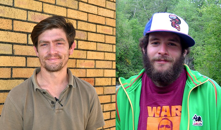 Cody Cox (left) and Garrad Lee (right) celebrate a year of collaboration this week.