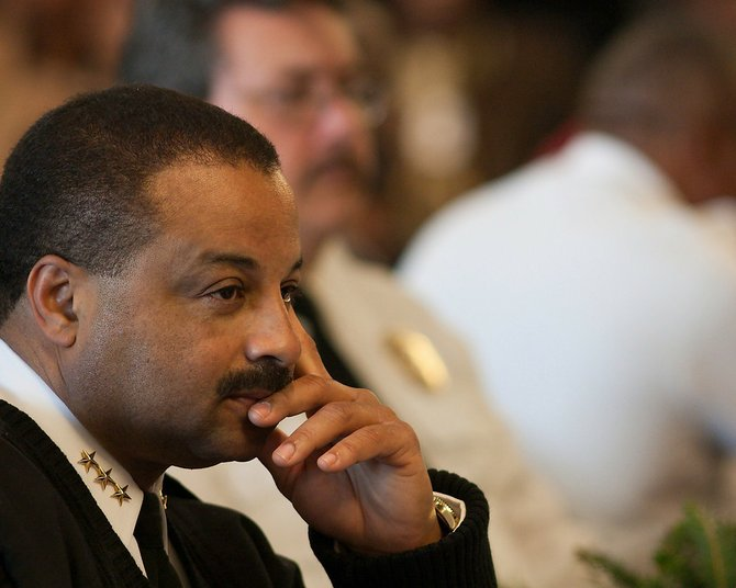 Jackson Assistant Police Chief Lee Vance is fine with legalizing marijuana, but said crack cocaine destroys families and should not be legalized.