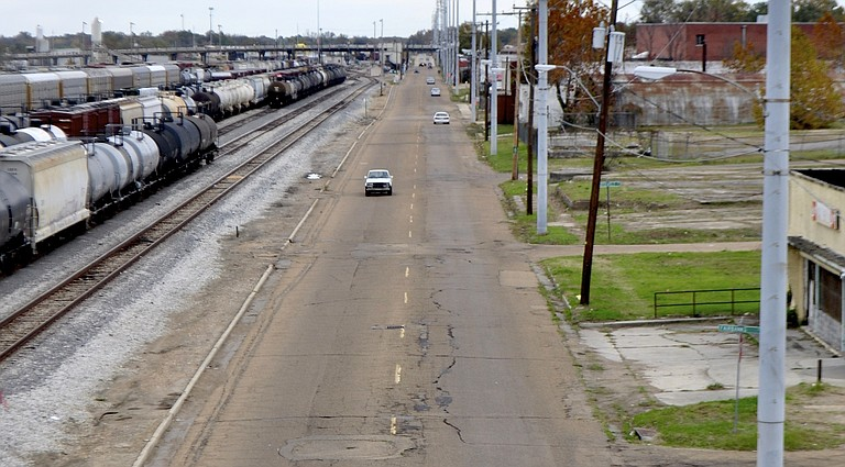 Many Jackson streets, like Mill Street, have needed work for years and could soon get a makeover if the city's department of public works gets the political equivalent of a steroid shot.