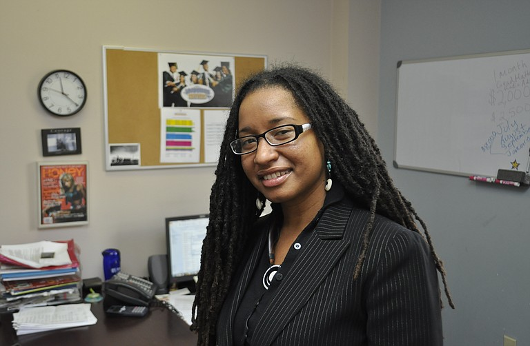 Shawna Davie, director of education initiatives for the United Way of Jackson, is spearheading a community-wide initiative to support Jackson Public Schools and its students.