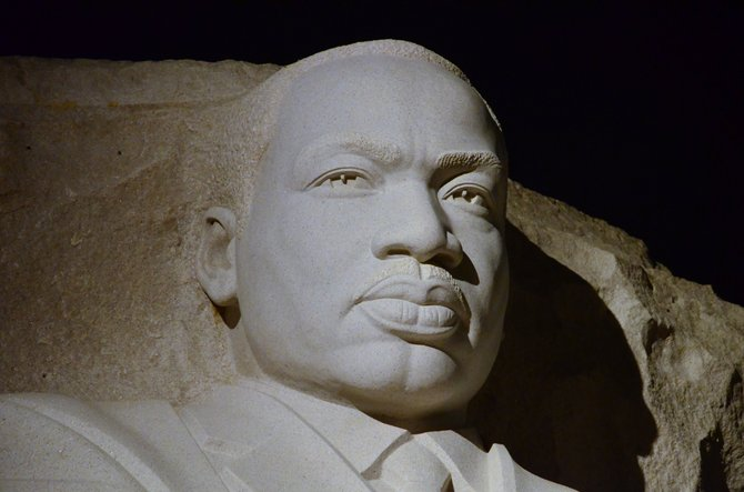 Martin Luther King, Jr.'s legacy will be honored at Jackson State University's Martin Luther King Jr. Convocation Jan. 17, 2014.