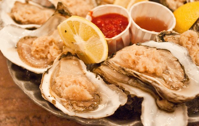 Come next summer, Jesse Houston plans to bring new seafood options to Jackson when he opens Saltine Oysters and Brew.