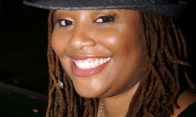 Contemporary R&B and jazz singer Lalah Hathaway is one of the performers for the Mississippi Jazz Foundation's Night of Musical Artistry.