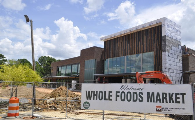 Whole Foods Market, an Austin, Texas-based grocery chain that features natural and organic foods, recently put out a call for applicants for the company's upcoming Jackson location, currently still under construction.