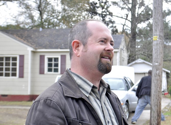 One Church Pastor Matt McGue joined Jackson's Crime Alignment in a sweep of several South Jackson neighborhoods on Saturday, Dec. 14.