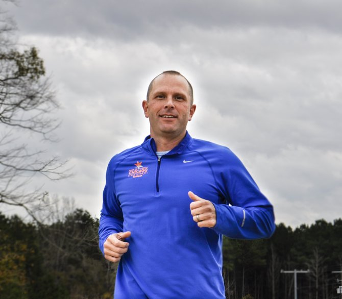 Jeremy Jungling wants you to get out there and run in 2014.