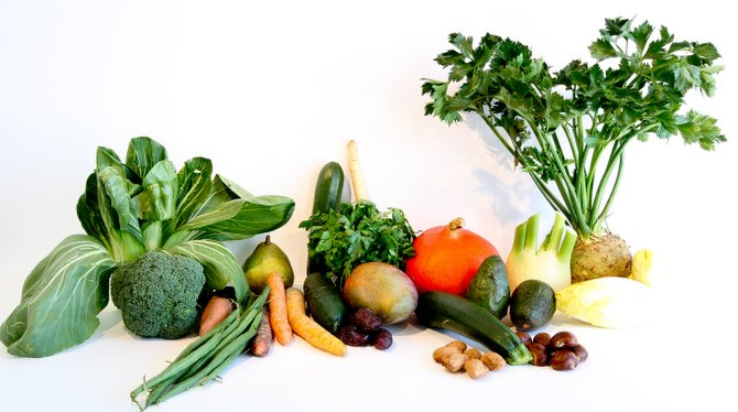 While being a vegetarian is a seemingly easy avenue to being healthy, it's easy to create more bad habits.