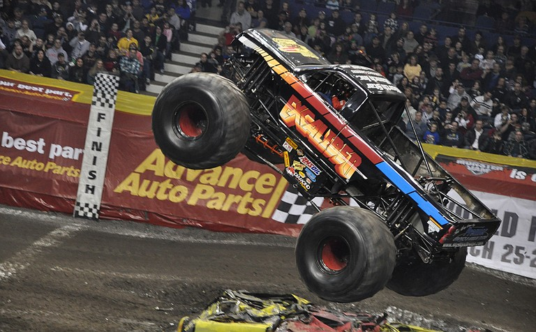 Monster trucks, Motocross and quad racing are coming to Jackson Jan. 17 and 18.