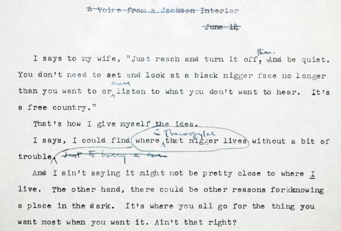 """""""Life Into Fiction: The Murder of Medgar Evers and 'Where Is the Voice Coming From?'"""" showcases Welty's writing process."""