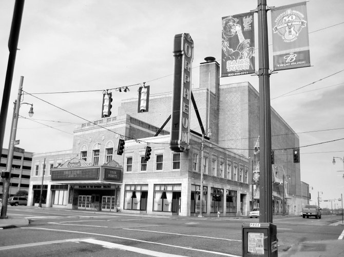 With Memphis just a few hours north of Jackson, it's an easy getaway to see a play or musical at the Orpheum Theatre.
