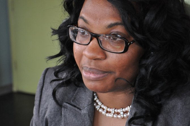 Pam Greer, a community activist and anti-crime crusader, believes the ubiquitous nature of smartphone apps could be a valuable crime-fighting tool for Jackson.